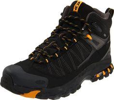 Salomon Men's 3D Fastpacker Mid GTX Hiking Boot http://www.amazon.com/Salomon-3D-Fastpacker-Mid-Hiking/dp/B002NEFAPG/