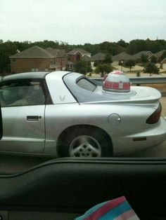 You sir, just won the internet and all other awards for car modification.