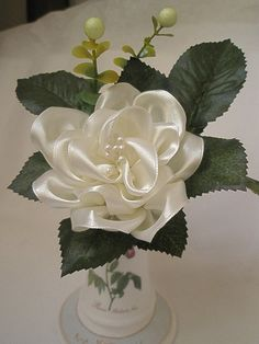 ribbon wild rose, via Flickr.