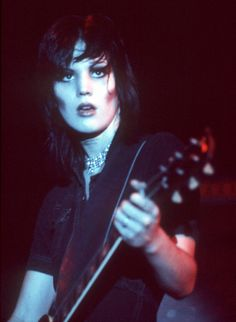 Joan Jett <3 a true rocker