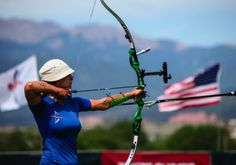 Olympic Archer Khatuna Lorig