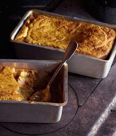 spoons, spoon bread, food, bread recip, pumpkins, bon appétit, breads, spoonbread, pumpkin spoon
