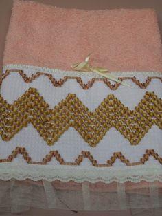 toalla en vagonité con cinta