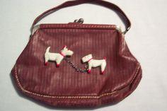Vintage child's purse