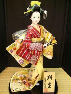 Geisha Dolls - Bing Images