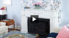 Three Wallpaper Makeovers | House & Home | Online TV