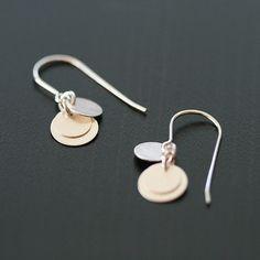 Easy diy earrings.