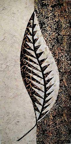 One: Quiltworx.com Leaf Series, Quiltworx.com, Made by Ci Sandy Lueth.