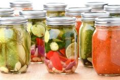 Top 10 Foods for Home Canning | Stretcher.com