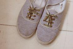 diy shoelaces