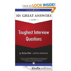 helped more than 500,000 job seekers pinpoint what employers are really asking with every question, and more importantly: what they want to hear in response. This no-nonsense guide will prepare you to leverage the trickiest questions to your advantage. Learn how to deal gracefully with complicated case interviews, various personality types, and even potentially illegal questions - all while avoiding common mistakes.