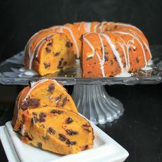 Life's Too Short to Skip Dessert: Pumpkin Chocolate Chip Bundt Cake