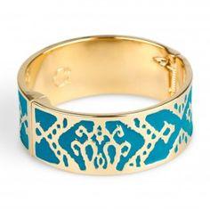 Ikat Bracelet from C Wonder
