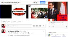 HC Strache #facebook #hcstrache #Wien #FPOE #Vienna #Austria #Österreich #gplus1