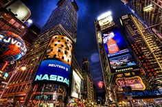 Times Square #NYCLove