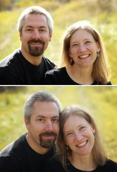fantastic #photography #posing #tips for #family members - I'll be using these ideas when the family is together for the holidays to get better #photos this year! I love the before & after shots that show you how to improve the pose.