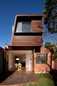 Fitzroy North Residence / Chan Architecture. Pinned by: Nelly Camacho-Greene.