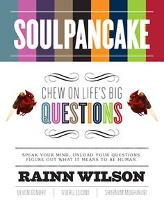 THE SOULPANCAKE BOOK // A NEW YORK TIMES BESTSELLER
