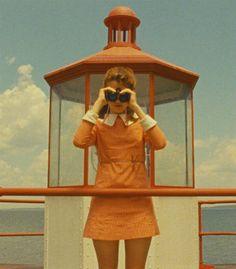 Kara Hayward in 'Moonrise Kingdom' on Buzzine.com