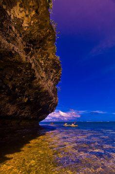 Sea kayaking, Fiji Islands