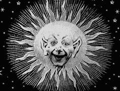 Georges Méliès Sun