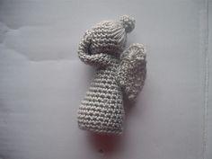 free pattern :  Weeping Angel by Irene McCormick - Ravelry