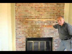 Refurbish Fireplace On Pinterest Fireplace Makeovers
