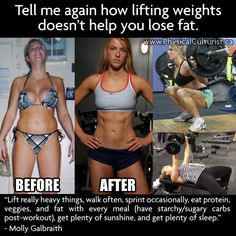 weight loss, strength training, fitness inspiration quotes, fat loss, molli galbraith, being fit