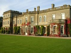 The English country house can be vast or comparatively small and of great or little architectural merit.