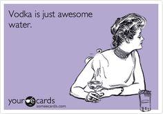 #drinking #vodka