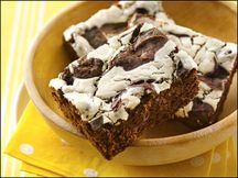 Hungry Girl cheesecake brownies