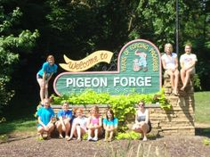 Welcome to Pigeon Forge!