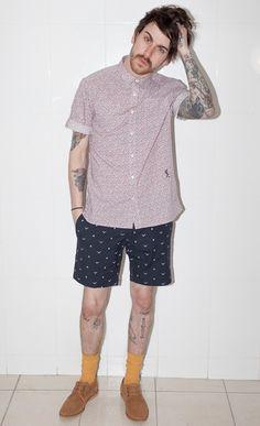 Idle Man shorts