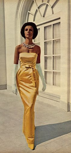 Givenchy, 1960's.