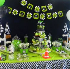 Motocross Party Theme!