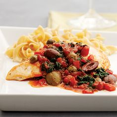 Green Olive Chicken 4 Pts Plus