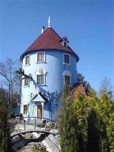 Finland - Moomin World