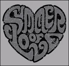hippi heart, woodstock, hippie, heart tshirt, 1969, summer, haight ashburi, t shirts, 60s music