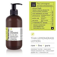 Just received our Body Deli order full of amazing products like this Thai Lemongrass Lotion and many others! Stop by the Spa at the Soleil to check it out! #SpaattheSoleil #AquaSoleilHotel