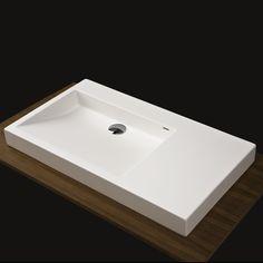 1st Floor Powder Room - Luce Washbasin  $740