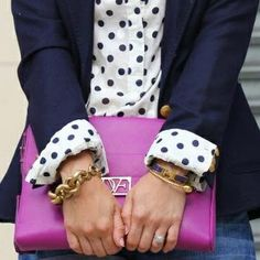 11th Of July  #Blazers #Dotted #Shirts & Blouses #Clutches