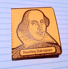 Interactive Notebook Examples and Templates: Rewriting Shakespeare
