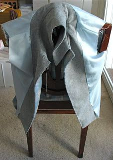 How to sew a fully lined jacket
