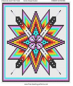Native American Beadwork Designs   Medicine Bags Free Beading Patterns For Native Americans And Pictures