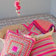 Crochet colour inspiration