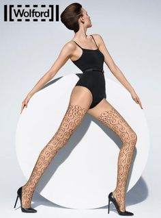 Wolford Twist Tights
