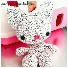 lilyKitty  Bu AnnooCrochet Designs