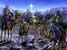 nativity scenes pictures | ... 768 in The 'Christmas Nativity Scene' – Story vs. Scripture