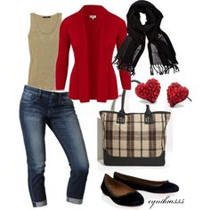 """""""For a cool spring day."""" by cynthia335 on Polyvore"""