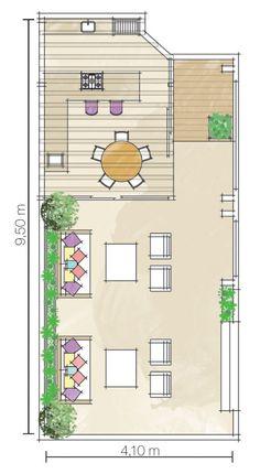 Oito varandas de apartamentos confortáveis e cheias de flores - Casa
